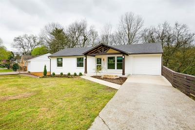 Nashville Single Family Home For Sale: 6680 S Upton Ct