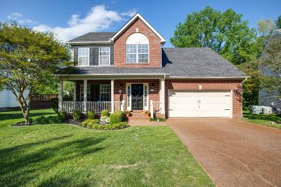 Franklin TN Single Family Home Under Contract - Showing: $409,900