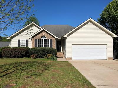 Rutherford County Single Family Home For Sale: 3620 Stevens Bend Dr