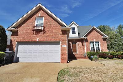 Single Family Home For Sale: 2407 Morris Close