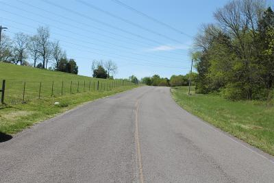 Mount Juliet Residential Lots & Land For Sale: Mays Chapel Rd