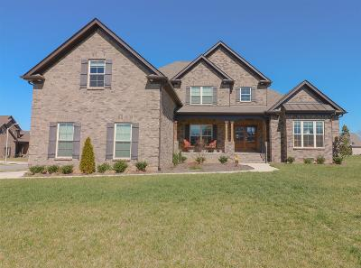Rutherford County Single Family Home For Sale: 3024 Robinwood Dr