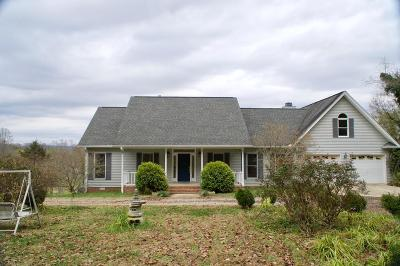 Cookeville Single Family Home For Sale: 2501 Dave Dietz Rd