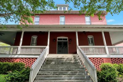East Nashville Condo/Townhouse For Sale: 1309 Forrest Ave Apt 5