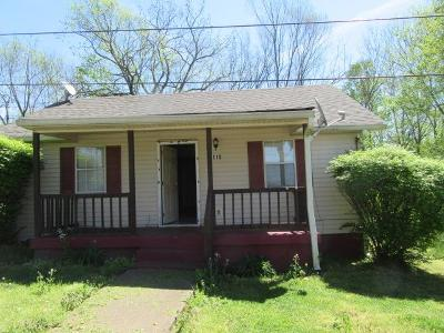 Single Family Home Sold: 2110 Jessup Pl