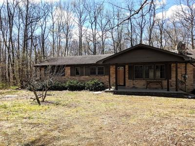 Sewanee Single Family Home For Sale: 1020 Sherwood Rd