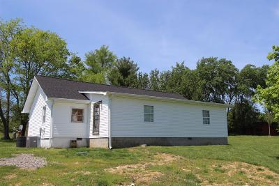 Wilson County Single Family Home For Sale: 3198 Horn Springs Rd