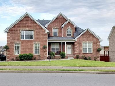 Hendersonville Single Family Home For Sale: 108 Captains Cir