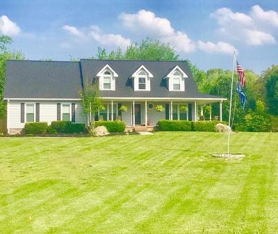 Cheatham County Single Family Home For Sale: 1015 Hagewood Ln