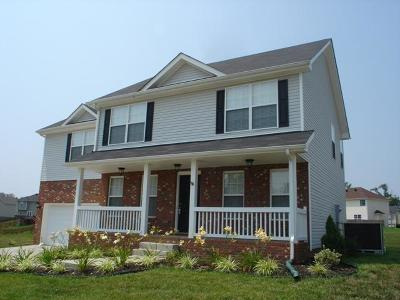 Clarksville Rental For Rent: 2804 Sharpie Dr.