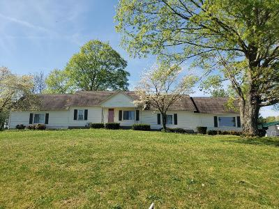 Sumner County Single Family Home Active Under Contract: 986 Fowler Ford Rd