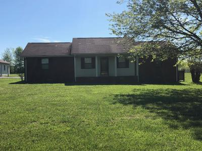 Shelbyville Single Family Home For Sale: 750 Kennedy Road