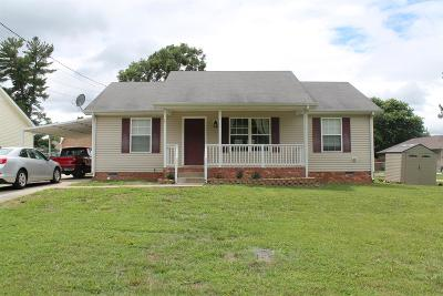 Clarksville Rental For Rent: 593 Woodhaven Dr
