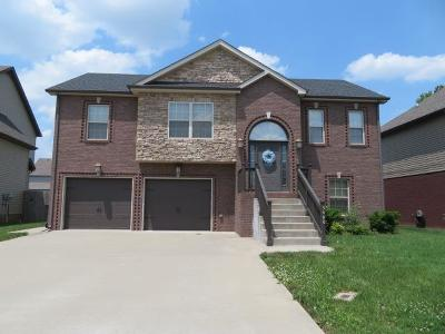 Clarksville Rental For Rent: 3460 Sikorsky Lane