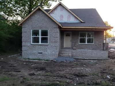 Shelbyville Single Family Home For Sale: 619 N Jefferson