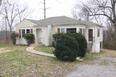 Clarksville Rental For Rent: 121 Lookout Drive