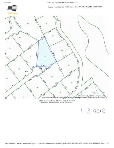 Dover Residential Lots & Land For Sale: 164 Bluebird Ln