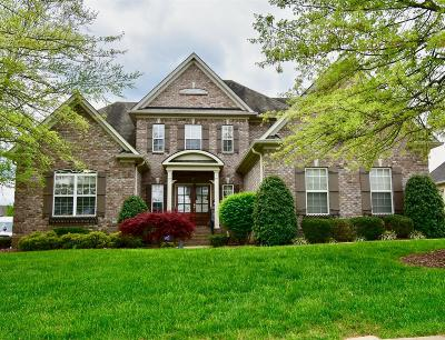 Single Family Home For Sale: 610 Stone Mill Circle