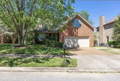Franklin Single Family Home For Sale: 2276 Winder Cir