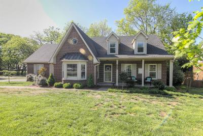 Single Family Home Under Contract - Not Showing: 2327 Crown Hill Dr