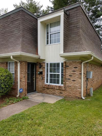 Murfreesboro Condo/Townhouse For Sale: 1702 Mercury Blvd