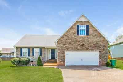 Spring Hill Rental Under Contract - Not Showing: 2636 Danbury Circle