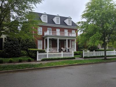 Franklin Single Family Home Under Contract - Not Showing: 308 Cheltenham Ave