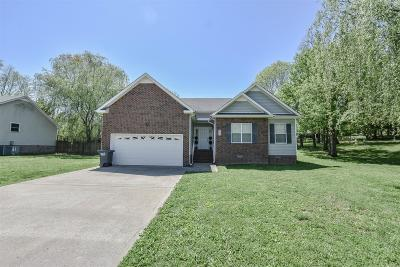 Clarksville Rental For Rent: 3552 Teal Drive