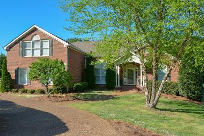 Franklin  Single Family Home For Sale: 4214 Warren Ct