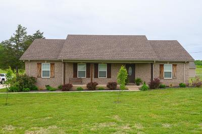 Shelbyville Single Family Home For Sale: 114 Patriot Cir