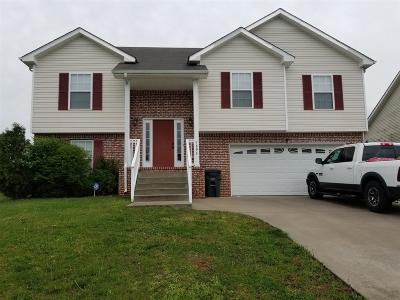 Clarksville Rental For Rent: 1893 Patton Rd