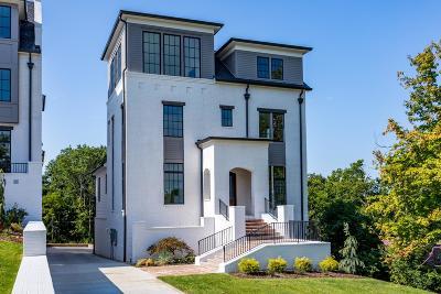 Nashville Single Family Home For Sale: 217 La Vista Dr
