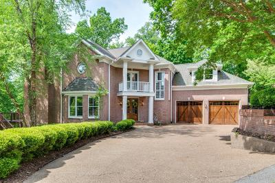 Hendersonville Single Family Home Active Under Contract: 107 Liberty Cv