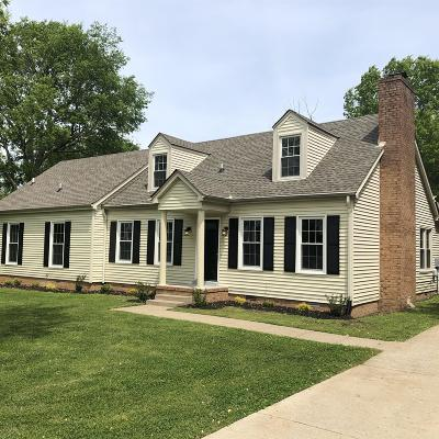 Single Family Home For Sale: 1517 E Northfield Blvd