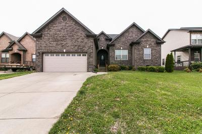 Fields Of Northmeade Single Family Home Under Contract - Not Showing: 1394 Raven