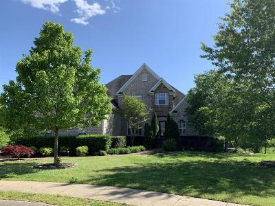 Spring Hill Single Family Home For Sale: 2004 Thurmond