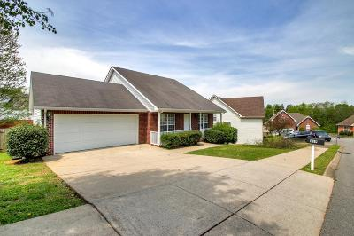 Hendersonville Rental Under Contract - Not Showing: 139 Homestead Place