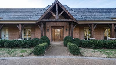 Brentwood, Franklin, Nashville, Nolensville, Old Hickory, Whites Creek, Burns, Charlotte, Dickson Single Family Home Under Contract - Not Showing: 4401 Georgian Pl