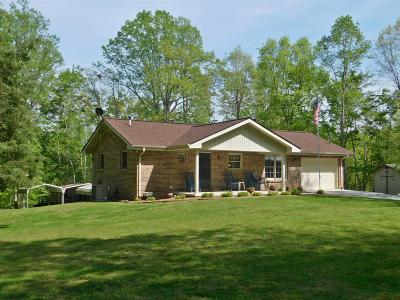 Smithville Single Family Home Under Contract - Not Showing: 220 Redmon Rd