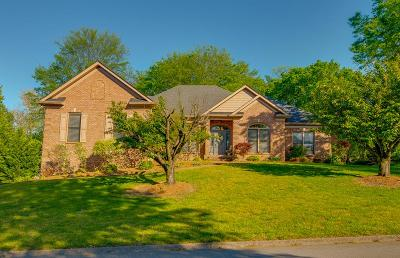 Old Hickory Single Family Home Active Under Contract: 4128 Brandywine Pointe Blvd