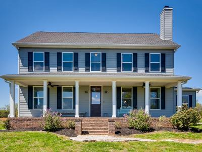 Mount Juliet Single Family Home For Sale: 1968 Fellowship Rd