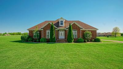 Ethridge Single Family Home For Sale: 51 Dry Weakley Rd