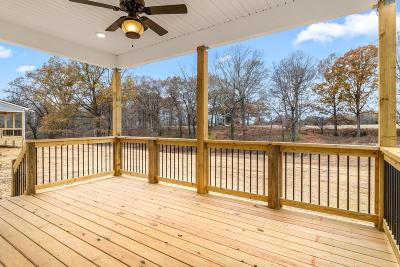 Clarksville Single Family Home For Sale: 37 Whitewood Farm