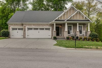 Nolensville Single Family Home For Sale: 7123 Nolen Park Cir