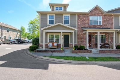 Hendersonville Condo/Townhouse Under Contract - Not Showing: 95 Plumlee Dr Unit 5