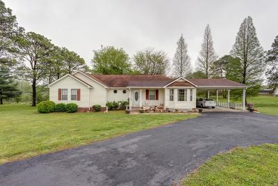 Columbia  Single Family Home For Sale: 402 Canaan Rd