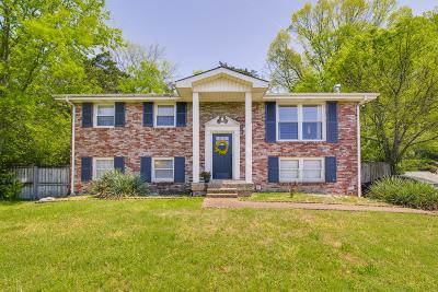 Nashville Single Family Home For Sale: 5132 Edmondson Pike
