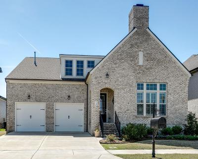 Franklin  Single Family Home For Sale: 424 River Bluff Dr