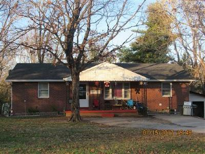 Clarksville Rental For Rent: 133 -A Hadley Drive