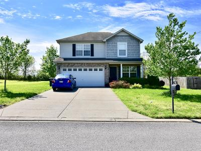 Lavergne Single Family Home For Sale: 107 Macaw Ln